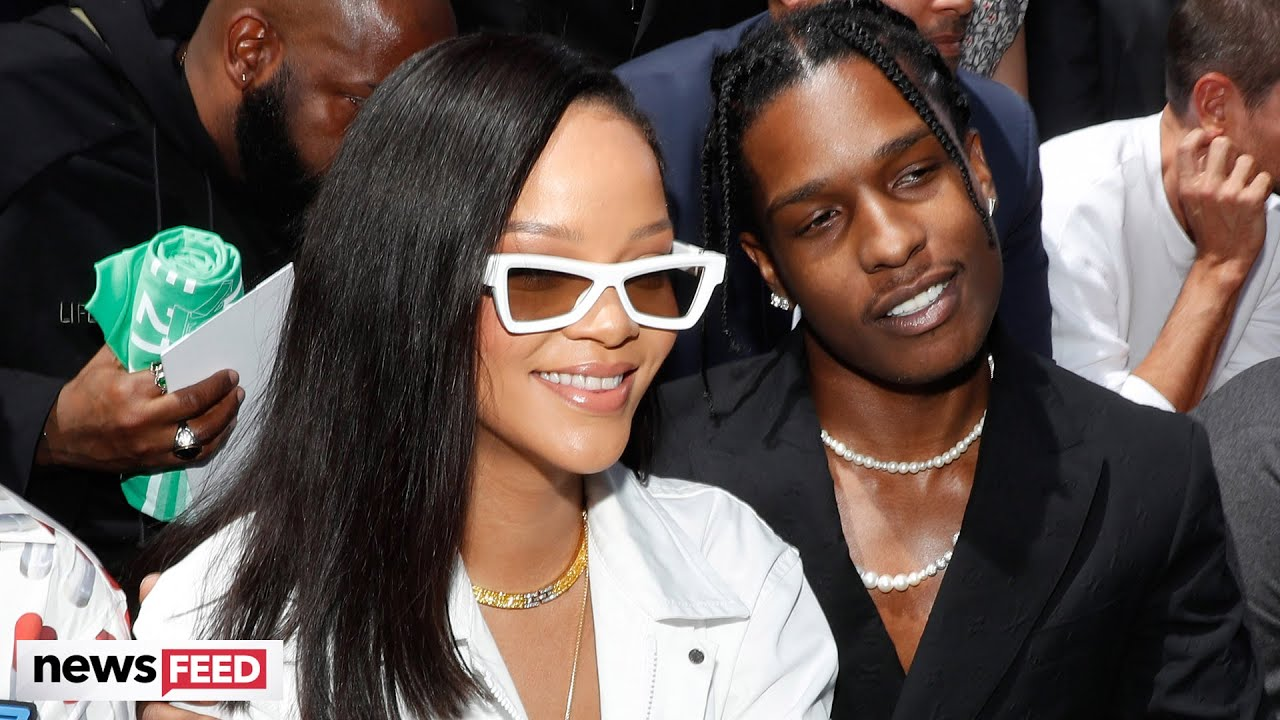 A$AP Rocky GUSHES Over Rihanna's Support Amid New Documentary