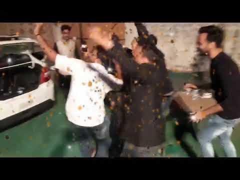 Aage aage kotal ghudlo song dance
