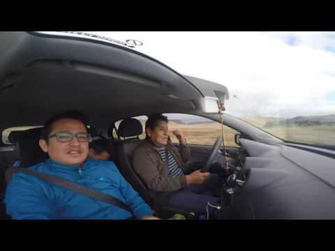 Travel from Lima to Cusco by VW Gol