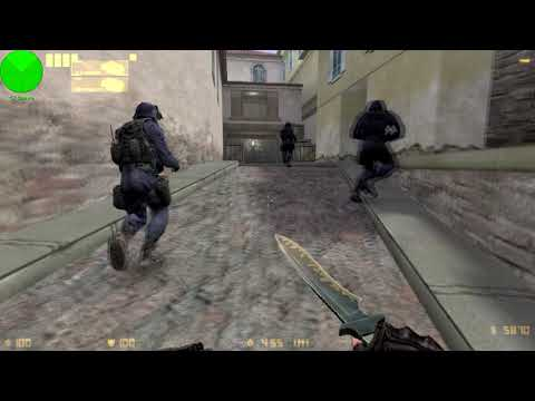 Counter Strike: Condition Zero CZ: The Friendly Rival CT [Custom Mission Pack] Expert Mission