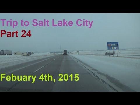 Salt Lake City 2015  | 24 of 34 | Cheyenne WY to Lakeland CO | HD