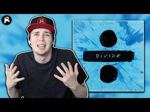 ED SHEERAN ÷ (DIVIDE) | ALBUM REVIEW