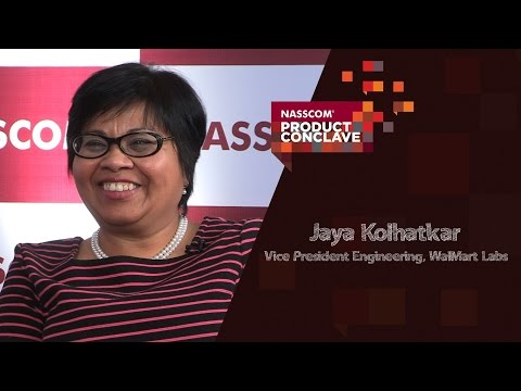 Jaya Kolhatkar, VP Engineering, Walmart Labs