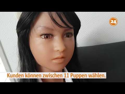 Sex mit Gummi: Deutschlands erstes Puppenbordell steht in