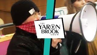 FULL VIDEO: Antifa ATTACKS Kings Libertarian Society: Yaron Brook and Sargon of Akkad Attacked