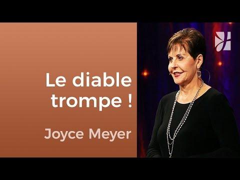 """354.Le diable est """"trompeur"""" -  2min avec Joyce Meyer"""