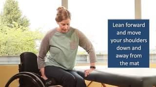 Introduction to Wheelchair Transfers: SCI Empowerment Project Wheelchair Skills Video 17