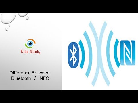 Difference Between Bluetooth And NFC