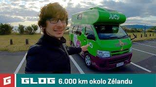 Nový Zéland autom, campervanom a stopom - GARAZ.TV