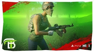 NEW FAVORITE GUN IN THE GAME | H1Z1 PS4 Gameplay