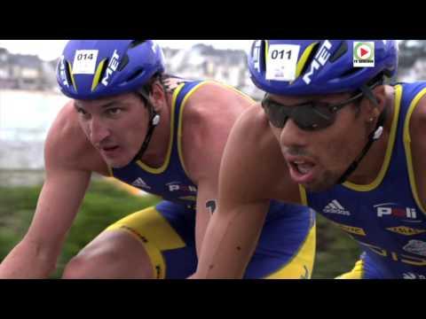 Triathlon Quiberon #GPFFTRI Grand Prix D1 Hommes 2016 - TV Quiberon 24/7