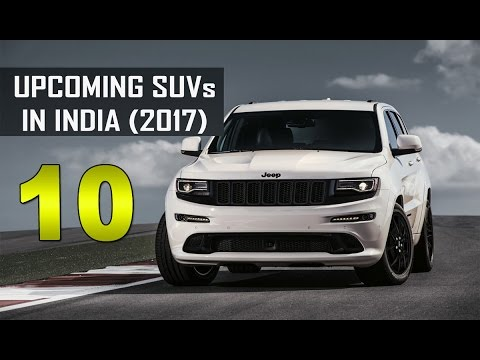 Top 10 Upcoming Suv S In 2017 India