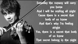 Alexander Rybak- First Kiss lyrics