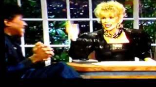 Little Richard talks about Michael Jackson on Joan Rivers Sh