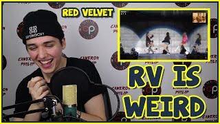 RED VELVET ON CRACK (maybe) REACTION [IN LOVE W/ THEM]