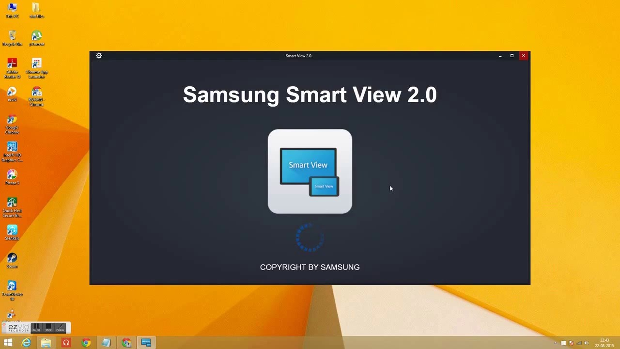 how to use samsung smart view 2 0 by rohan