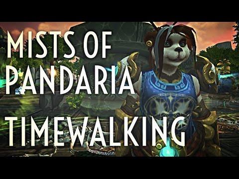 wow guide mists  pandaria timewalking patch  youtube
