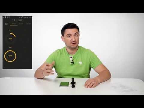 Vector Luna - Smartwatch-ul românesc cu autonomie de 30 de zile (www.buhnici.ro)