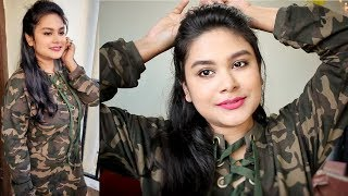 WINTER MAKEUP HACKS & TIPS FOR DRY SKIN OILY SKIN NORMAL SKIN - 5mins Winter Makeup Tutorial