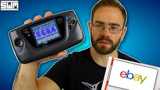 I Bought A Broken SEGA Game Gear On eBay...Can We Fix It?