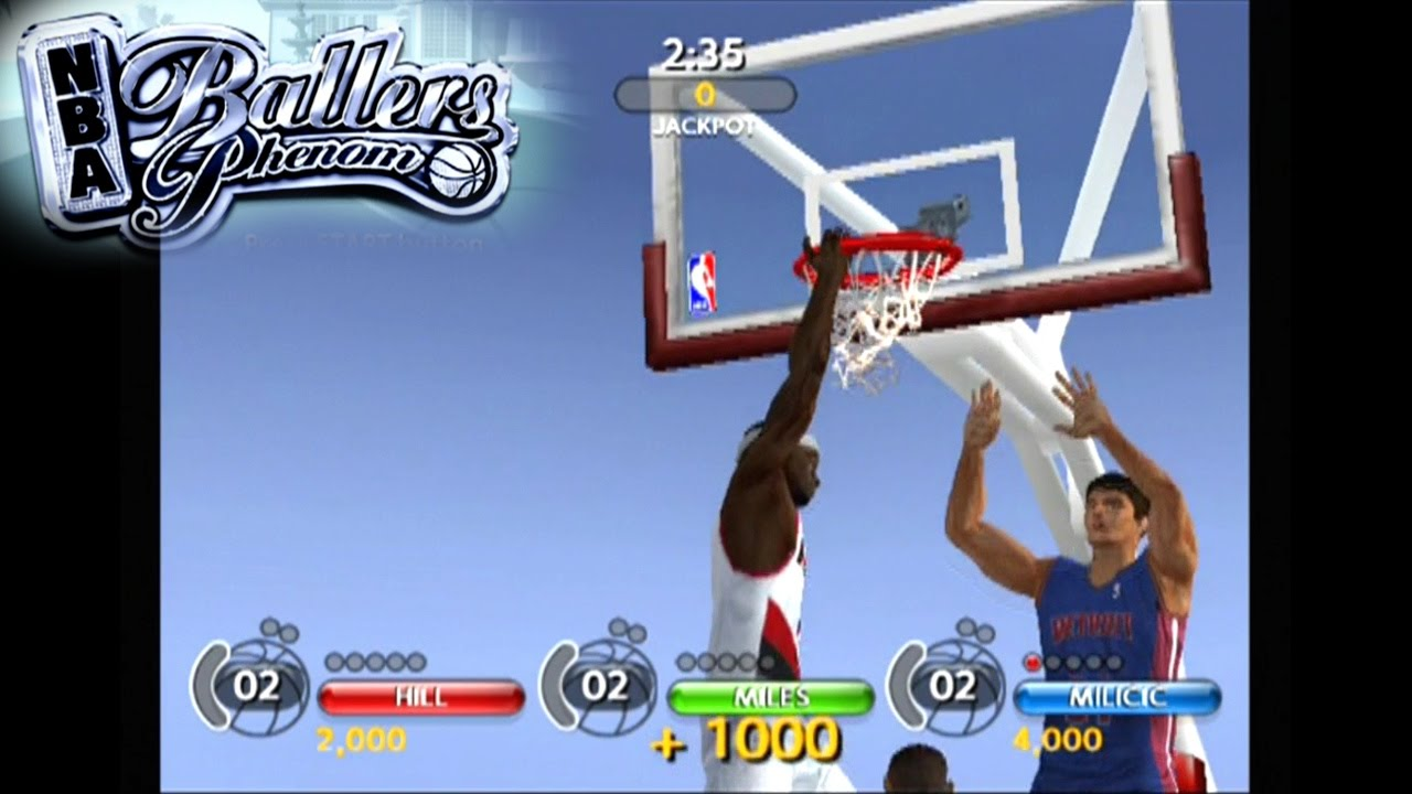 Nba Ballers Phenom Download Game Ps3 Ps4 Ps2 Rpcs3 Pc Free