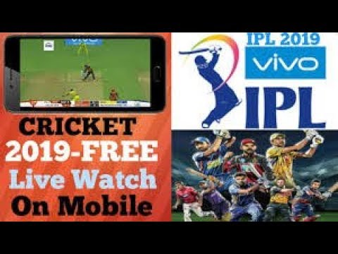 How To Watch IPL 2019 Live Online: IPL Live Telecast On Mobile In ...