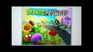 Plants Vs Zombies PoP CaP Games Video Review (Video Game Video Review)