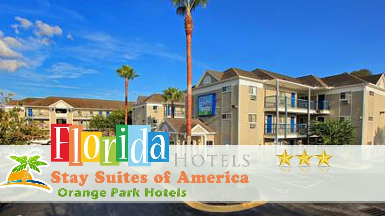 Stay Suites Of America Orange Park Hotels Florida