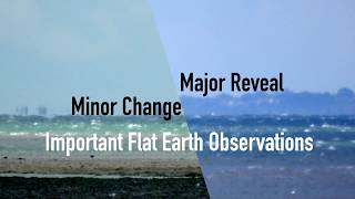 Flat Earth water observations with Nikon P900 Part 2 - Flat Max UK mirror ✅