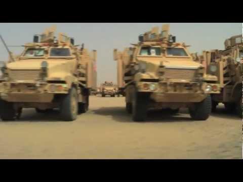 Kuwait Logistics - U.S. Army