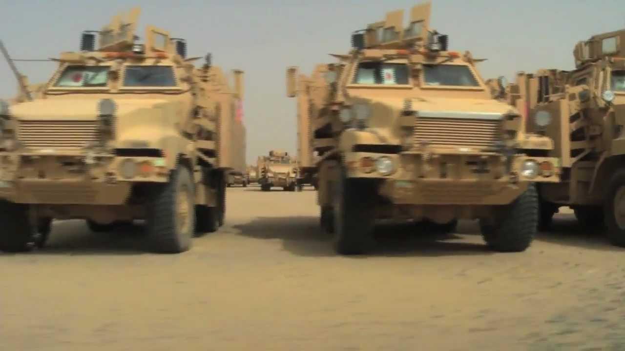 Kuwait Logistics - U S  Army
