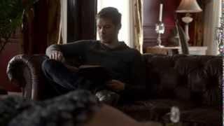 Klaus reading William Blake