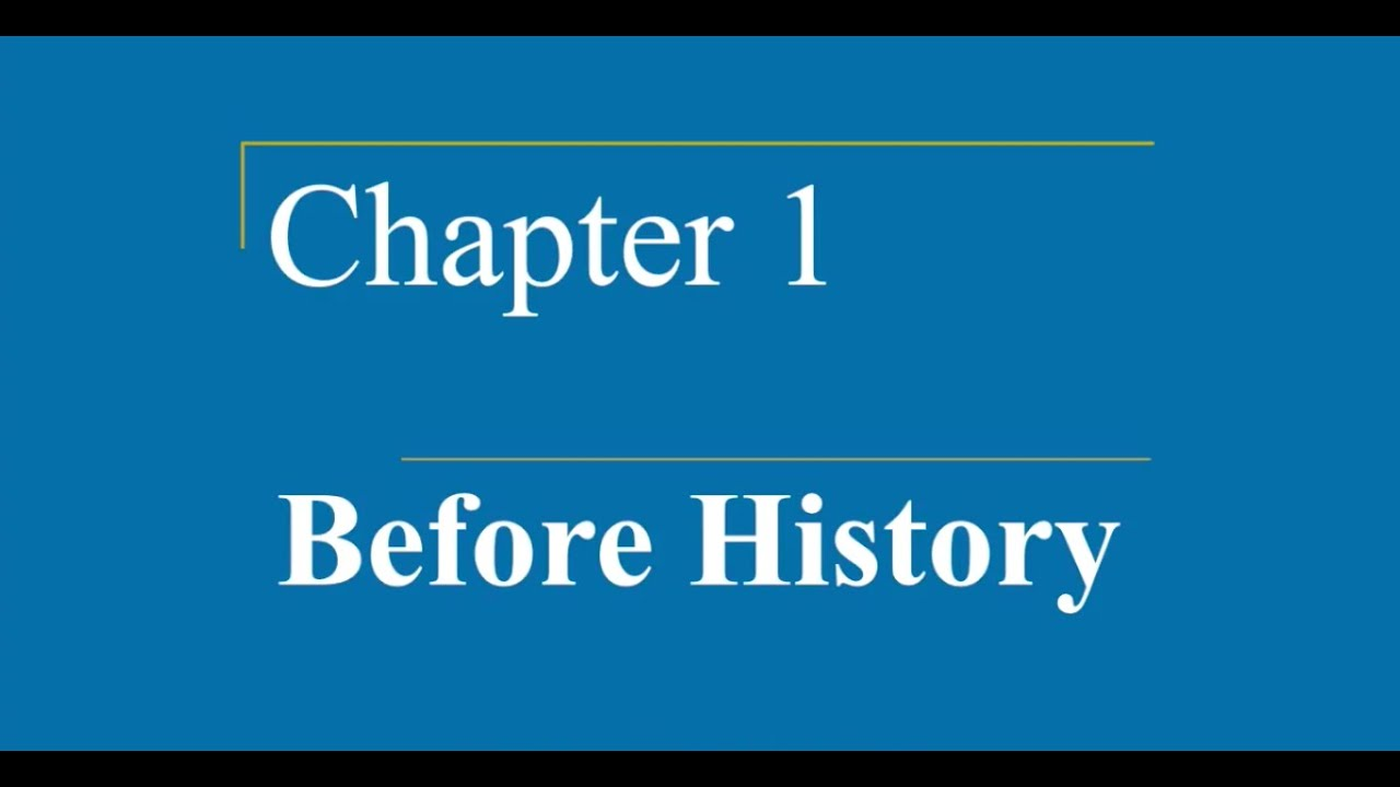 ap world history ch 1 before history youtube rh youtube com Traditions and Encounters AP Edition Traditions and Encounters AP PDF