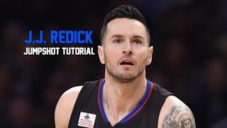 MyCareer | NBA 2k18 Jumpshot Yarattıkları J. J. Redick var Jumpshot Nasıl 2k18 NBA |