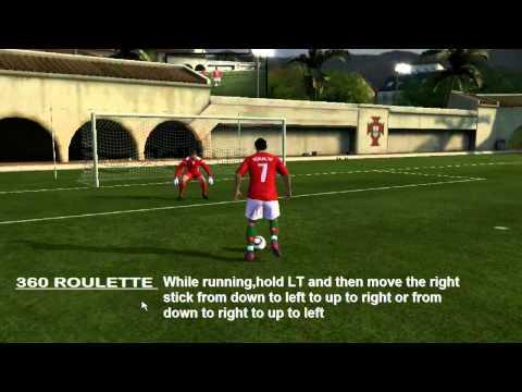 Fifa 11 Skills Tutorial (XBOX 360/PC)