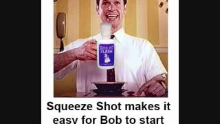 Funny Squeeze Shot Video