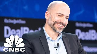 Uber CEO Khosrowshahi: On Track For An IPO In 2019