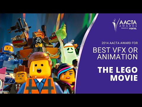 4th AACTA Awards Best Visual Effects or Animation.