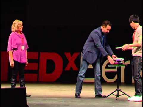 TEDxBerkeley - Robert Strong - YouTube
