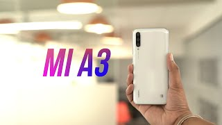Mi A3 Unboxing and First Impressions!