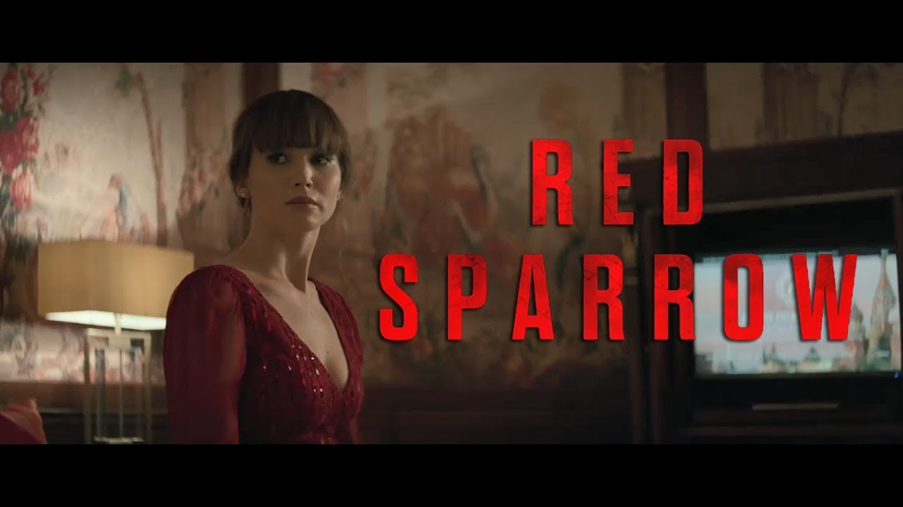 Red Sparrow (2018) Teaser Trailer #1 [HD] - YouTube