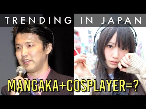 51 Year Old Manga Artist Marries 20 Year Old Cosplayer FIASCO CONTINUES