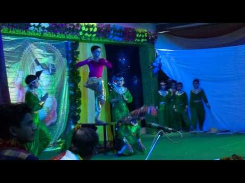 Indus World School Bhiwani video of Interschool Janmashtami competition