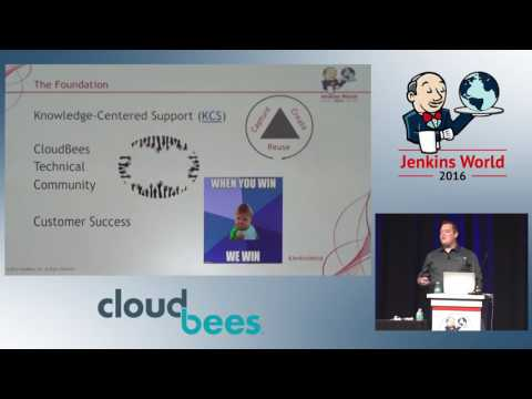 Jenkins World 2016 - Value Beyond the Bits