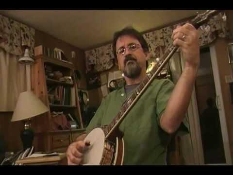 Basic Bluegrass Banjo Chord Exercises 1