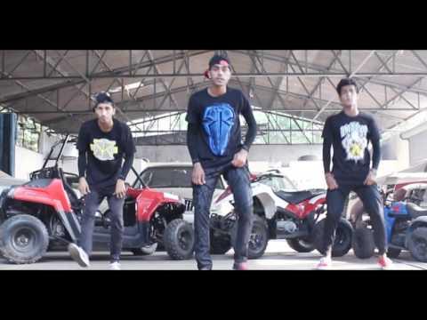 Vroom Vroom Badshah | Dance Choreography | By Hemu, Rico & Abhishek