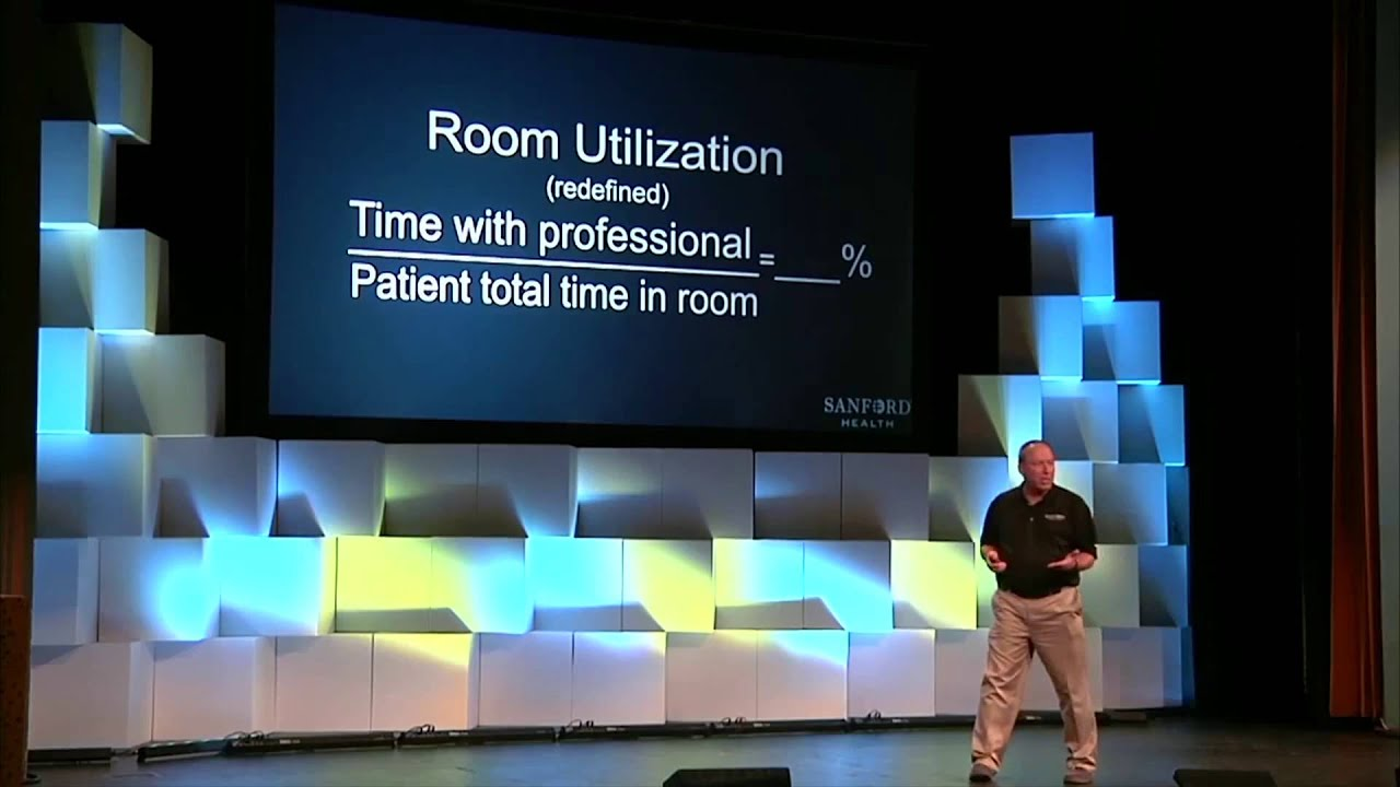 The Value of Patient Self-Rooming