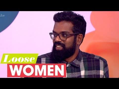 Romesh Ranganathan And His Mum Shanthi Talk Asian Provocateur | Loose Women