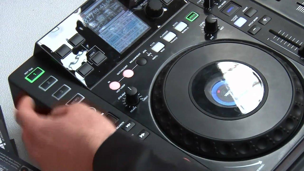 musikmesse 2011 gemini cdmp 7000 sound demonstration youtube. Black Bedroom Furniture Sets. Home Design Ideas
