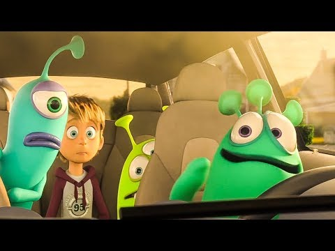 Luis And The Aliens Official Trailer #2 (2018) HD Mp3